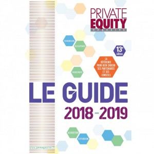 Le Guide Private Equity Magazine 2018 - 2019 est sorti