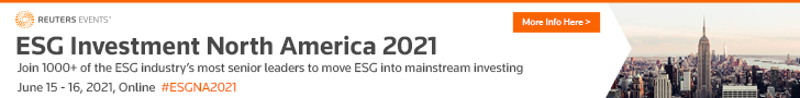 Reuters Events ESG Investment 2021