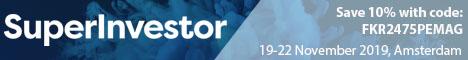SuperInvestor 19-22 November - Amstedam NL